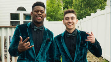 iHeartPride - NFL Star Attends Prom With Pittsburgh-Area Teen