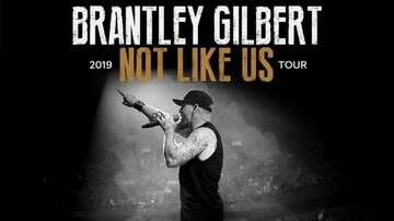 None - Brantley Gilbert: Not Like Us