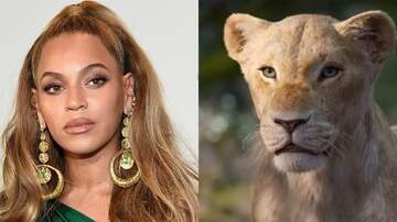 Frankie Robinson - BEYONCE DROPS NEW SONG, SPIRIT, FOR #LIONKING !!!