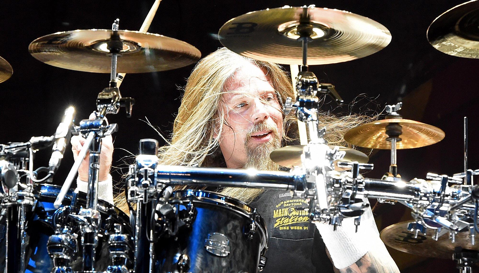 Lamb Of God Unsure Whether Drummer Chris Adler Will Return