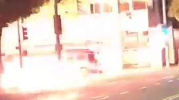Hitman - Fire Truck Explodes While heading to a Fire!