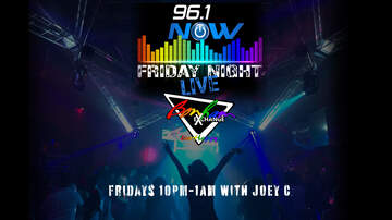 None - 96.1 NOW Friday Night LIVE at The Bonham Exchange