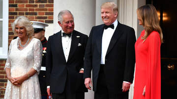 The Joe Pags Show - Trumps Host Prince Charles, Wife At Formal Dinner