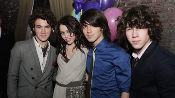 Frankie P - Nick Jonas Confesses To Writing One Of Their Hit Songs About Miley Cyrus