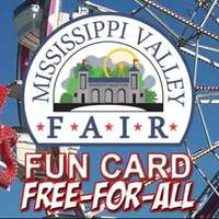 Win Mississippi Valley Fair Fun Cards - Here's How