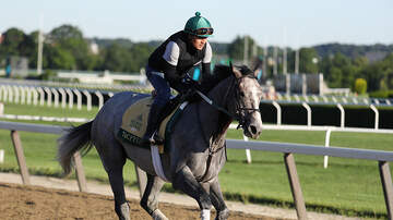 NewsRadio 840 WHAS Local News - Tacitus Early Favorite For Saturday's Belmont Stakes