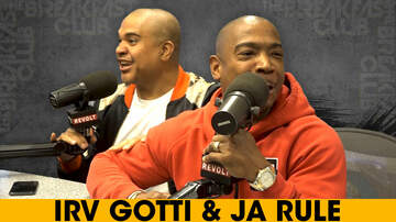 The Breakfast Club - Irv Gotti & Ja Rule Discuss Everything Fyre Festival, Growing Up Hip-Hop