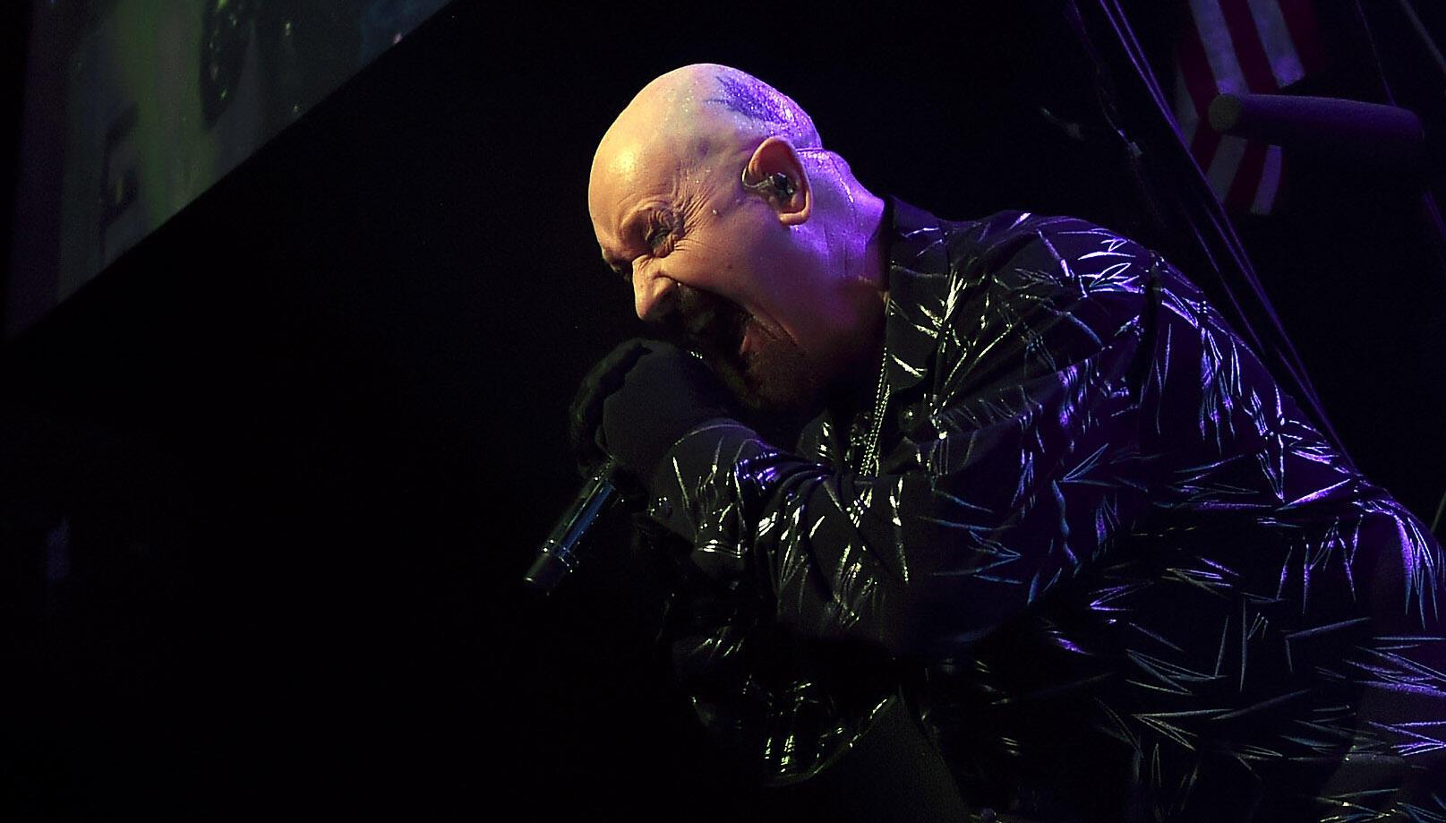 Judas Priest Cancels Colorado Show As Rob Halford Battles Bronchitis