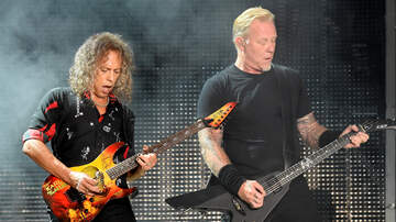Rock News - Metallica Will Perform National Anthem Before Warriors, Raptors Game 3