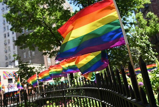 pride flag LGBT