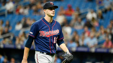 Allen's Page - Jake Odorizzi with @PAOnTheMic #92Noon! #MNTwins