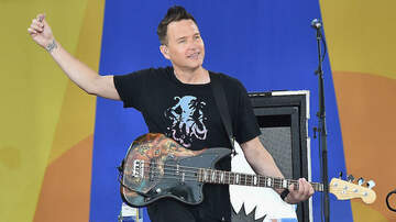 iHeartPride - Mark Hoppus Protests 'Straight Pride' By Auctioning Bass For LGBTQ+ Charity