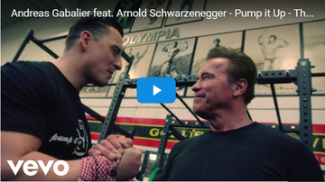 Steve - Arnold Schwarzenegger makes a rap video?
