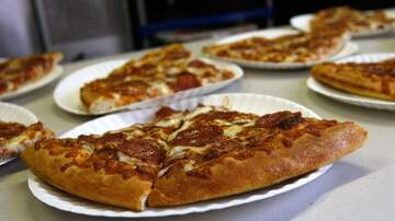 Dana Tyson - Survey Reveals Half of Americans Prefer to Eat Cold Pizza for Breakfast