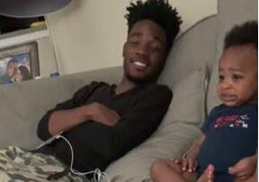 ODM & Evelyn In The Morning - Watch: Baby & Daddy Discuss TV Show