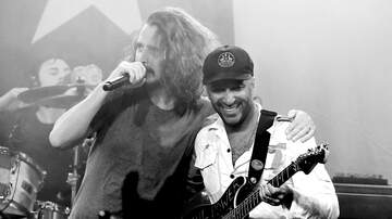 Corey Rotic - Tom Morello says there's unreleased Audioslave music in the can.