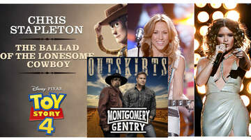 Conrad - 1st Listen: Chris Stapleton, Montgomery Gentry +Sheryl Crow w/Maren Morris