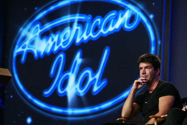 FOX 2002 Summer TCA Tour - 7/22/02- American Idol