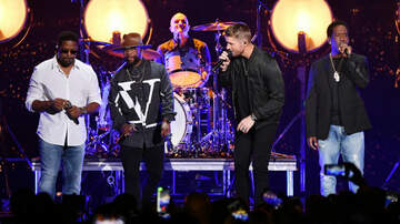 Entertainment - Brett Young, Boyz II Men Bring 'Crossroads' Collab To CMT Music Awards