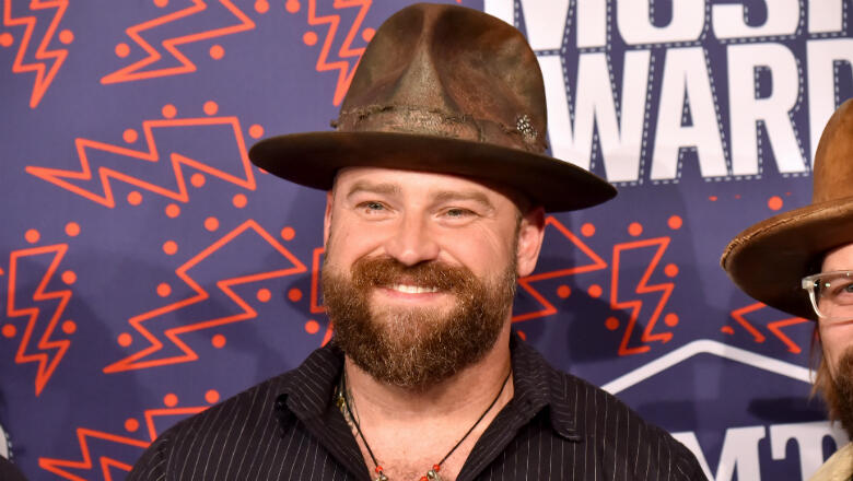 Zac Brown's Message To 'The Haters' Shocks CMT Music Awards Audience