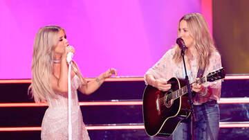 Carter - Arlington's Maren Morris Performing With Sheryl Crow At The CMT Awards!