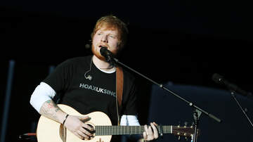 Dana Tyson - Ed Sheeran Debuts His 'Edchup' Ketchup Collab With Heinz [PIC]
