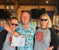 Big 95 Morning Show - BIG 95 LIVE:  Dewayne & Tamme want to meet you at the Big Patio Party now