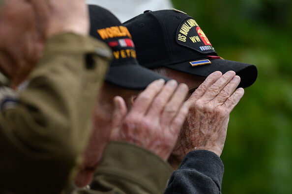 US Vets And Families Commemorate D-Day 75th Anniversary In Normandy
