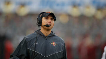 The Sports Fanatics with Chris Williams and Ross Peterson - Matt Campbell Previews Texas Tech