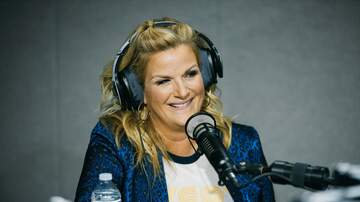 Bobby Bones - Trisha Yearwood Was Never In The Air Force Despite What Rumors Say
