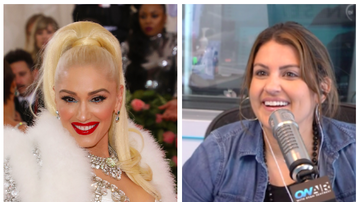 Ryan Seacrest - Gwen Stefani Invites Sisanie for a Mom's Night Out in Las Vegas!
