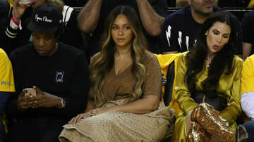 Trending - Beyonce's Reaction To A Woman Leaning Over To Talk To JAY-Z Has Gone Viral