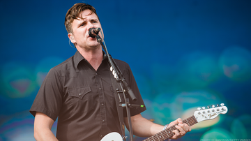 Mike Jones - INTERVIEW: It's Mike Jones with Jim Adkins of Jimmy Eat World