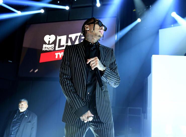 iHeartRadio LIVE With Tyga
