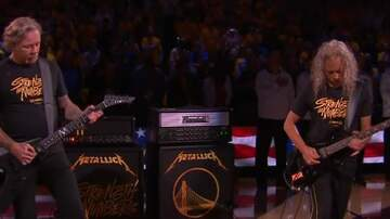 Mountain Man Jay - Metallica Performs National Anthem Before Game 3 of the 2019 NBA Finals