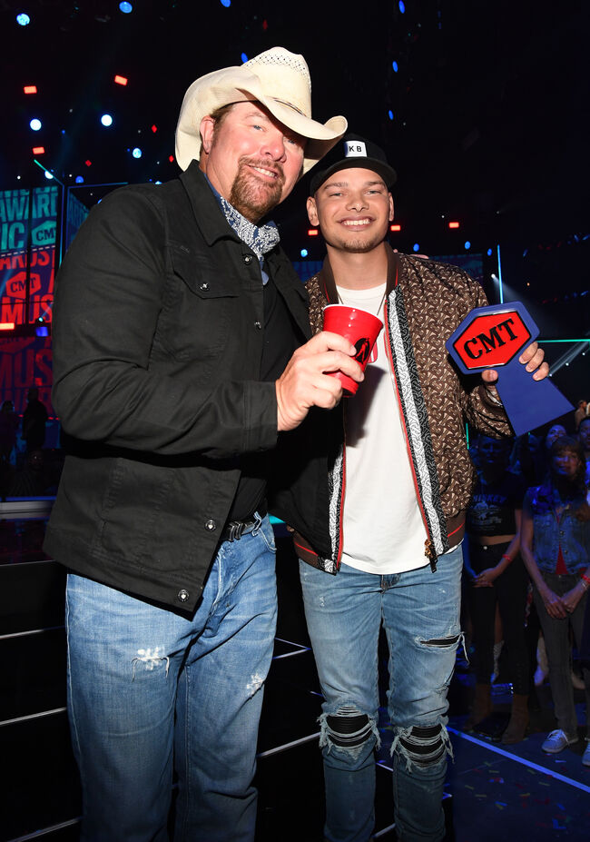 2019 CMT Music Awards - Backstage & Audience