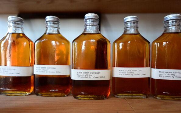 US-GASTRONOMY-ALCOHOL-WHISKEY