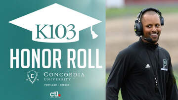 K103 Honor Roll - K103 Honor Roll Recognizes Outstanding Teacher Keanon Lowe