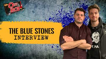 Out Of The Box - The Blue Stones Reveal How They Thrive As A Two-Man Band