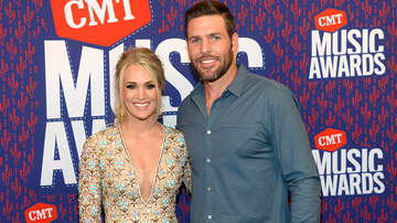 "CMT Cody Alan - Carrie Underwood Reigns As The 'Hottest Date"" At CMT Music Awards"
