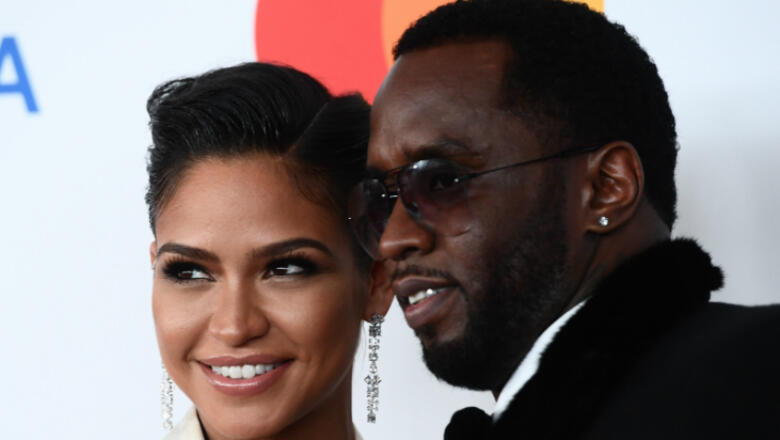 Diddy's Ex Cassie Reportedly Expecting Baby With New BF Alex Fine
