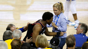 BIGVON - Warriors Owner Gets One-Year Ban and 500K Fine For Pushing Kyle Lowry