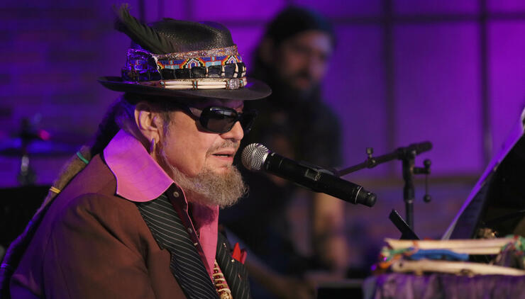 Skyville Live featuring Dr. John, Lucinda Williams, The Cadillac Three & Bonnie Bishop
