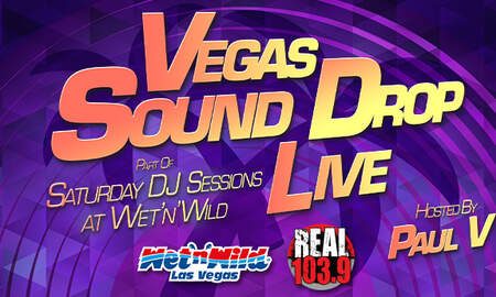 None - Vegas Sound Drop LIVE at Wet 'N' Wild: R.3.D & DJ Marx