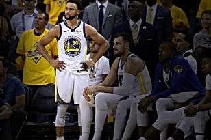 Rob Parker Says Warriors Game 3 Loss Proved Steph Curry Can't Carry a Team