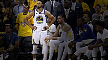 The Odd Couple with Chris Broussard & Rob Parker - Rob Parker Says Warriors Game 3 Loss Proved Steph Curry Can't Carry a Team