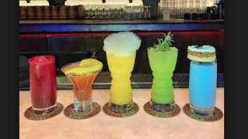 Qui West - Here Are The Alcoholic Drinks You Can Have At Disneyland!