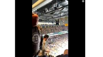 Matty in the Morning - Fight Breaks Out At The Garden During Game 5