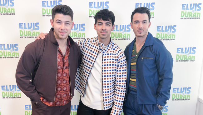 """Jonas Brothers Reveal If They'll Ever """"Break-Up"""" Again"""