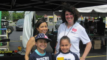 Photos - Photos- B104 at Mom N Pop CBD in Easton